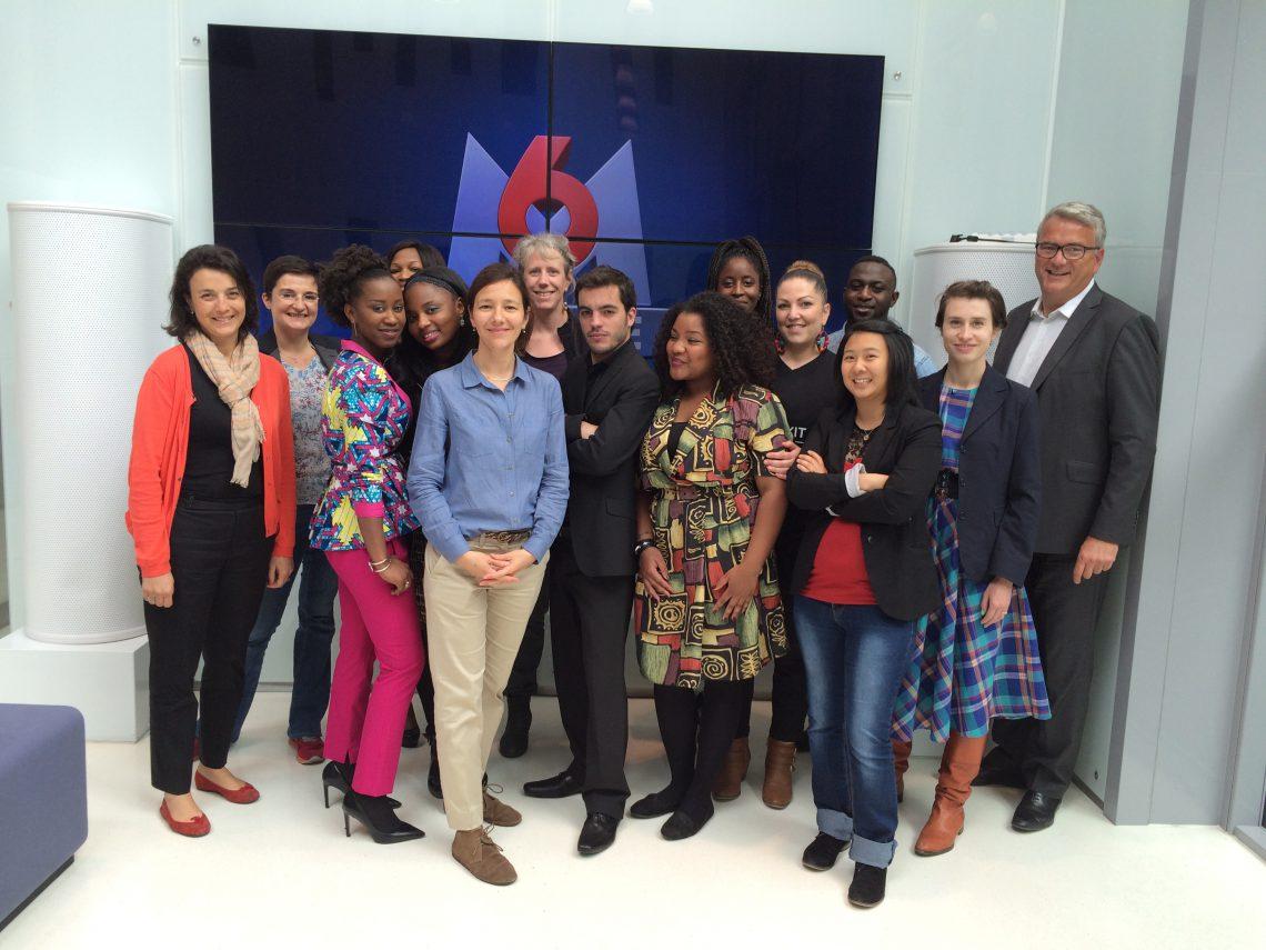 Jeunes entrepreneurs chez M6