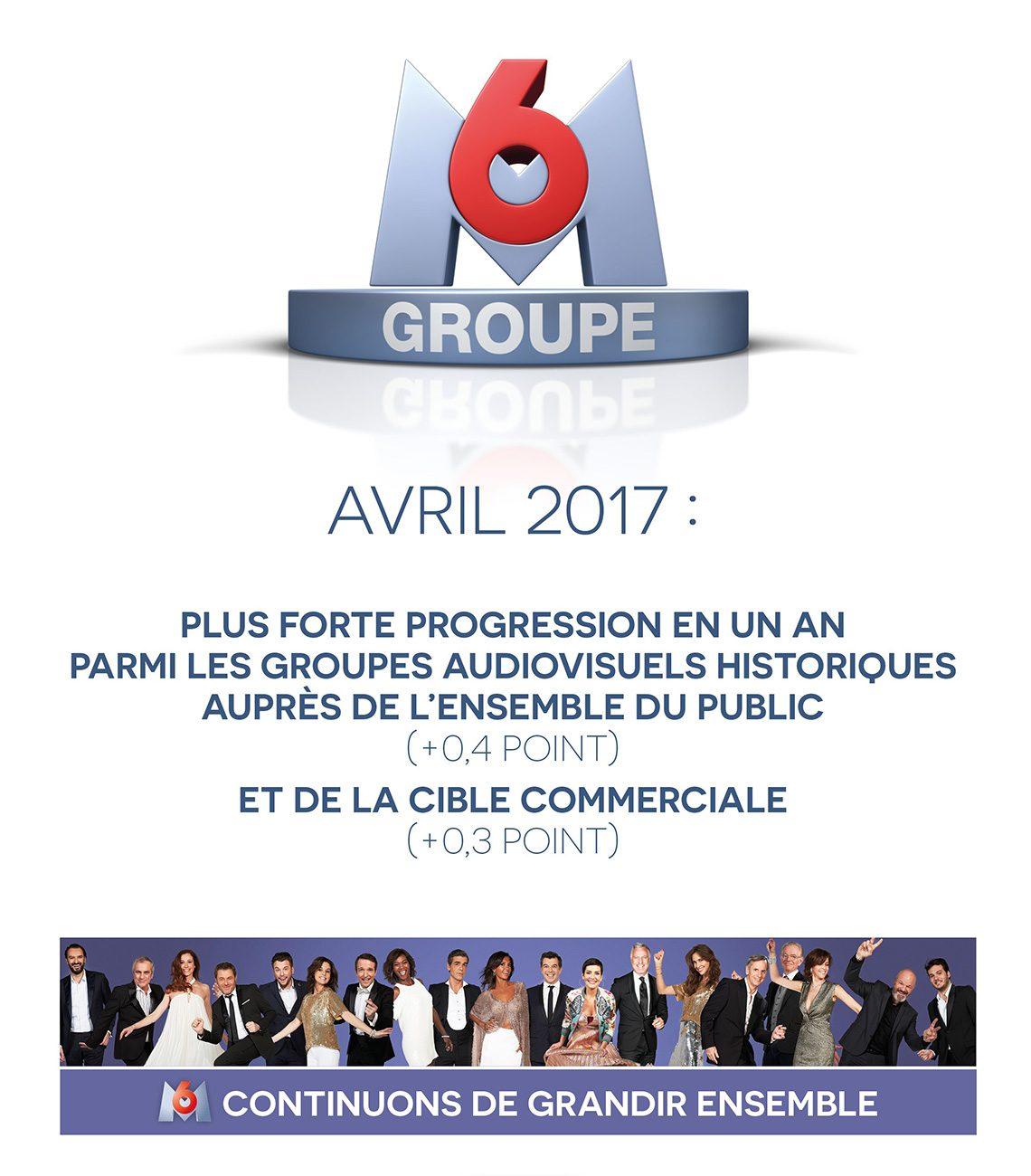 Visuel audiences avril 2017