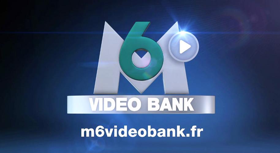 Logo M6 Video Bank