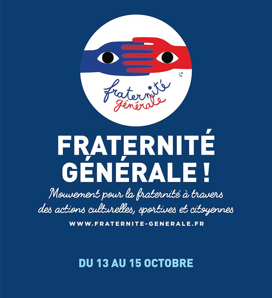 Le Groupe M6 soutient le mouvement Fraternité Générale