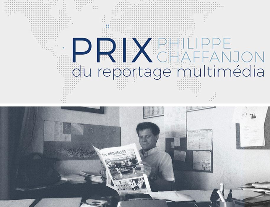 Le Groupe M6 est partenaire du Prix Philippe Chaffanjon 2018