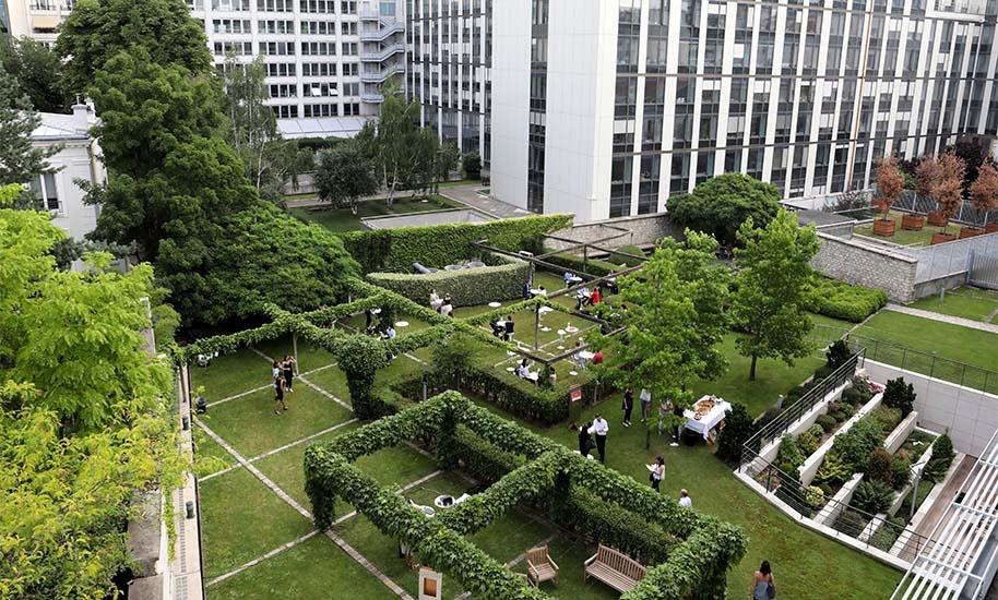Gestion environnementale des bâtiments