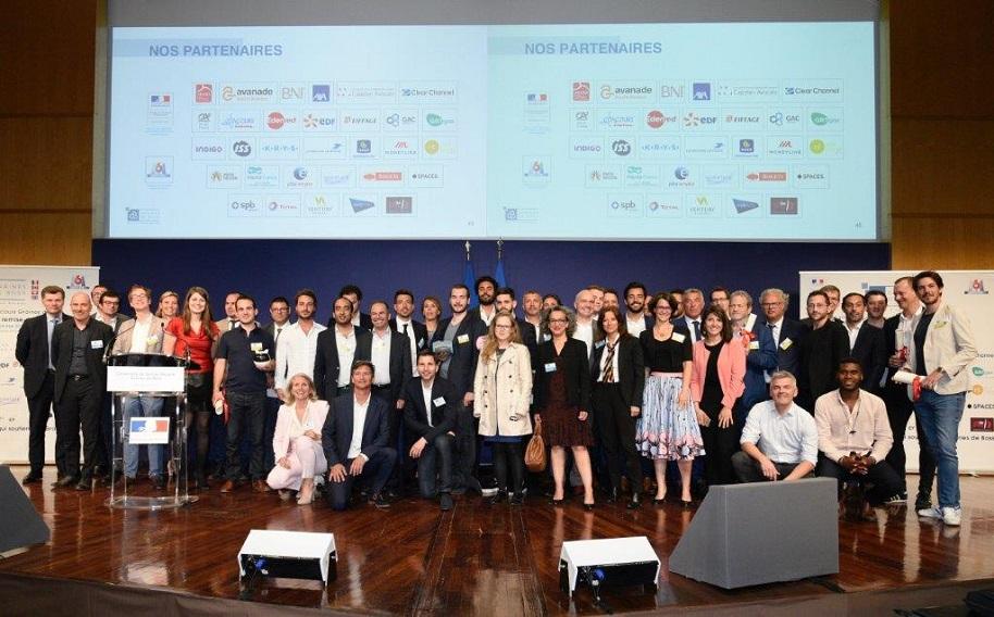 Soiréedes laureats Graines de boss 2018