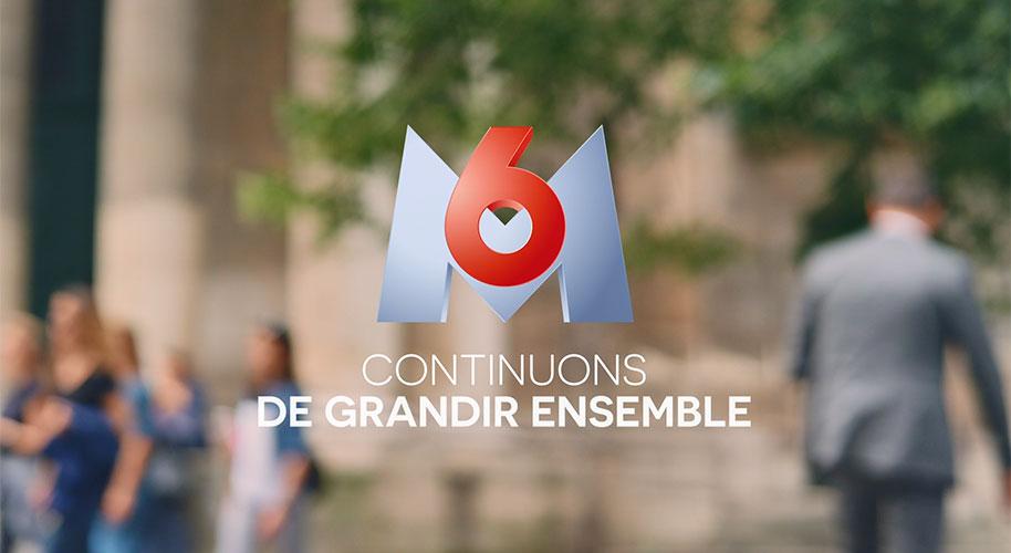 M6 Continuons de Grandir Ensemble